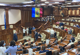 Монобільшість у Санду: Новий парламент Молдови зібрався на перше засідання