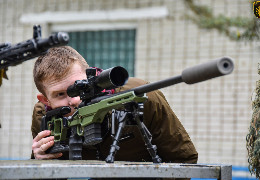 Буковинців запрошують на контрактну службу до Збройних Сил України