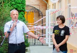 У Чернівцях офіційно відкрили «Резиденцію молоді»