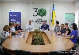 """Три заклади професійно-технічної освіти Чернівецької області стали учасниками програми Європейського союзу """"EU4Skills"""""""