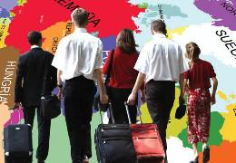 В цьому році на Буковині працевлаштовані 47 іноземців. Найбільше з Румунії та Туреччини