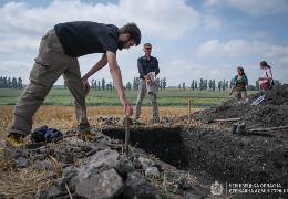 Біля села Бузовиця у Чернівецькій області археологи знайшли одне з найбільших поселень доби пізньої Античності на території України