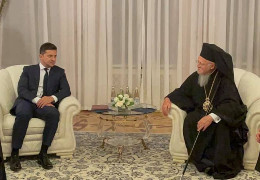 Патріарх Варфоломій у Києві. Чому це важливо для України і як протидіє РПЦ