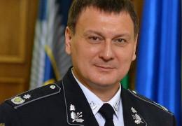 Начальник поліції Чернівецької області Анатолій Дмитрієв пішов з посади. Він тепло попрощався з буковинцями