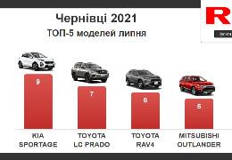 """Буковинці за минулий місяць купили нових авто на 2,7 млн доларів, а з початку року на 11 мільйонів """"зелених"""""""