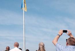 Флагшток у Чернівцях зведений без дозвільних документів — реєстр