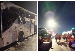 У страшну ДТП в Єгипті потрапив автобус дорогою з Шарм-ель-Шейха: багато загиблих
