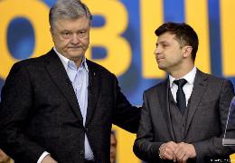 """Зеленський збільшив власний рейтинг до 50%. """"Слуга народу"""" теж лідирує з відривом від інших партій"""