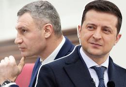 Хто візьме верх у Чернівцях - Кличко чи Зеленський?