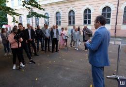 """У Чернівцях запрацювала нова освітня платформа """"Шумпетерівська школа інновацій"""""""