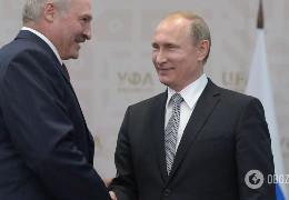 Путін і Лукашенко остаточно домовилися про створення Союзної держави.