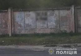 """Жителя Чернігова судитимуть за напис на паркані """"Зеля х#йло"""""""