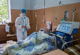 Серед пацієнтів ковід-лікарні Чернівців немає жодного вакцинованого