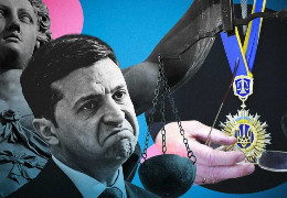 Зеленський про блокування Радою суддів судової реформи: Кожна незаконна дія отримає негайну відсіч