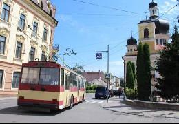 16 вересня у Чернівцях тимчасово змінюється маршрут тролейбусів номер 4.
