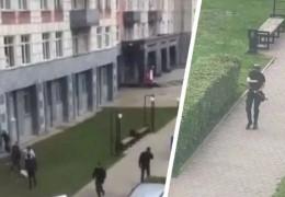 У російській Пермі хлопець увірвався до університету та розстріляв студентів: вісьмох вбито, шістьох поранено