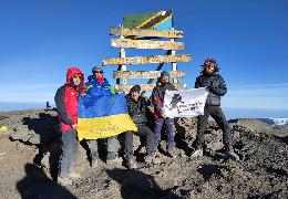 """""""Ми були на даху Африки"""": дві викладачки Чернівецького університету підкорили найвищу точку континенту - Кіліманджаро"""
