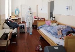 98% госпіталізованих із COVID-19 в Україні – невакциновані. Статистика МОЗ