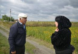 Житель Драниці Валерій Масловський, який був за декілька метрів від місця провалля і фактично запобіг катастрофі потяга, поділився своїми думками з БукІнфо