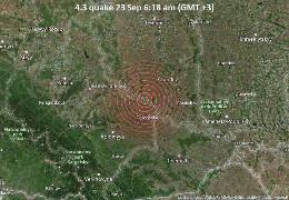 На Тернопільщині стався землетрус. Підземні поштовхи відчули мешканці чотирьох областей, в тому числі на Буковині