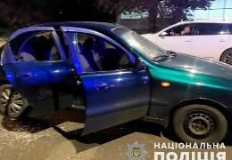 Арештували мажора яких у Чернівцях зі свого автомобіля стріляв по іншому авто