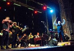 До свого 20-річчя оркестр «Feldman band» відіграв у Чернівцях грандіозний концерт
