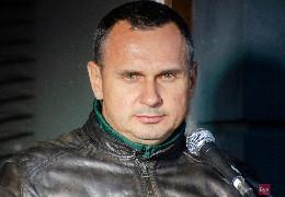 Олег Сенцов: «Я не хочу бути вічним політв'язнем». Відомий громадський діяч презентував у Чернівцях книжку, написану за ґратами та розповів чи збирається йти у політику