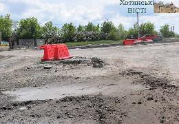 У Чернівецькій області обіцяють нарешті розпочати ремонт об'їзної Хотина
