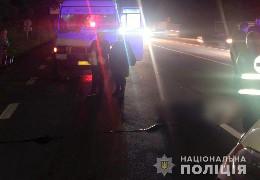 У Магалі під Чернівцями під колесами буса загинув пішохід