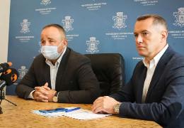 У Чернівціводоканалі анонсували масштабну реорганізацію мереж водопостачання у місті та презентували роботу комунального чат-боту