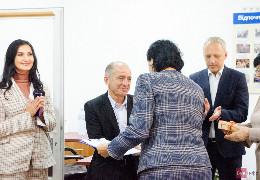 У Чернівцях відкрили нове відділення соціального Центру «Турбота»