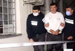 В Грузії затримали Саакашвілі