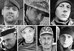Загиблі за Україну у вересні 2021-го: імена, обличчя, історії