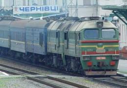З 12 грудня до Чернівців курсуватимуть два нових потяги