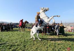Святкування з нагоди 400-річчя Хотинської битви. Наш фоторепортаж
