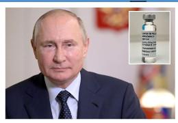 «Вкрав шпигун Путіна». Росія викрала проект COVID-вакцини AstraZeneca для розробки Супутника V