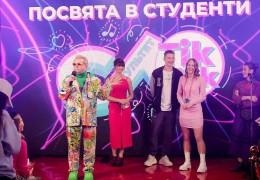 Поплавський вручив студентські квитки студентам факультету TikTok