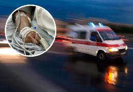 На Буковині в кареті швидкої помер італієць, якого не змогли прийняти дві лікарні