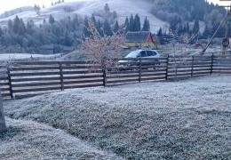 Біля Селятина зафіксували 11-градусний мороз. Але синоптики обіцяють ще потепління