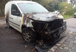 У Чернівцях спалили автівку власниці ресторану, вона підозрює свого знайомого