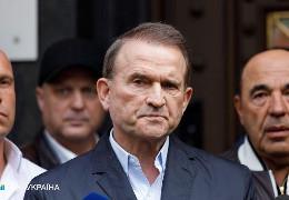 Зеленський допустив обмін Медведчука на полонених у РФ і назвав умову