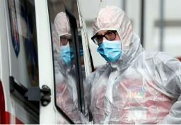 В Україні зафіксували рекордну кількість смертей за весь час пандемії