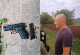 У туркомплексі Мигово вгамували буйного гостя напідпитку, який стріляв з пістолета