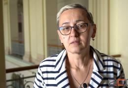 Марія Поліщук про кількість вакцинованих буковинців у ковід-лікарнях