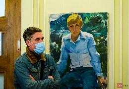 «У кожній особистості міг віднайти щось унікальне»: У Чернівцях відкрили виставку до 95-річчя Народного художника України Івана Холоменюка