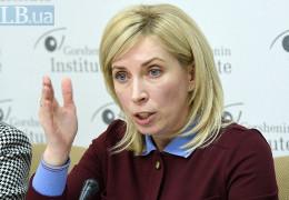 Ірина Верещук може очолити Міністерство оборони України ?!
