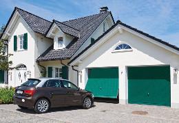 Види гаражних воріт від Hörmann