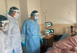 Зі 126-ти хворих на COVID-19, які зараз лікуються у «Міській лікарні №1» Чернівців, лише двоє – вакциновані
